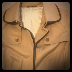 Banana republic coat size xs